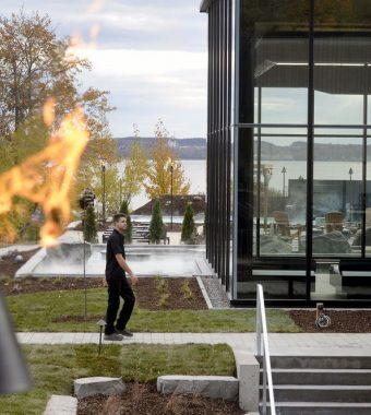 Strøm spa nordique: promesse tenue pour le bassin Brown !
