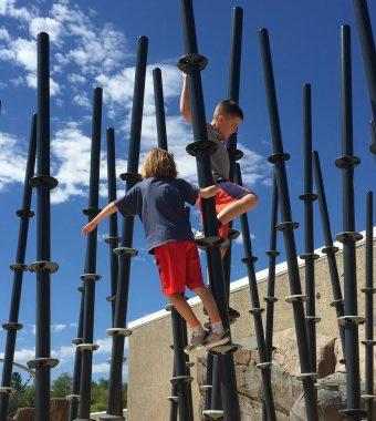 L'activité physique chez les jeunes