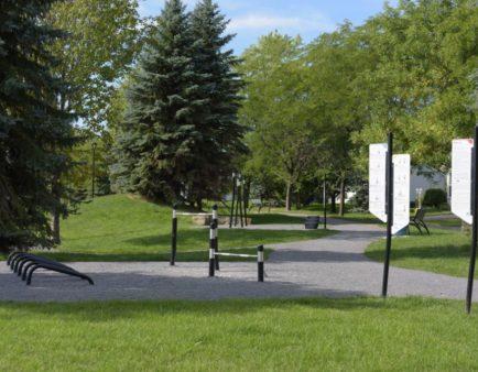 Parc des Éperviers