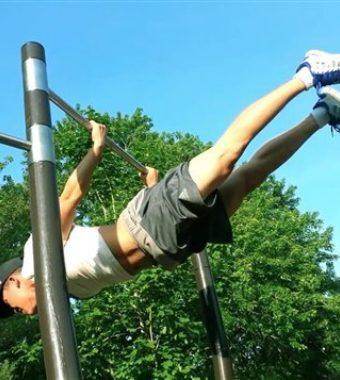Héros du vendredi: la callisthénie, de la gymnastique de rue