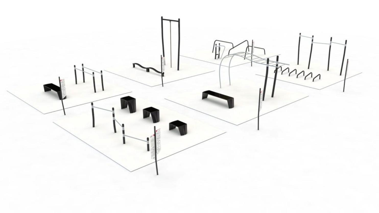 Fitness Circuits Trekfit Completecircuit1jpg Circuit 1