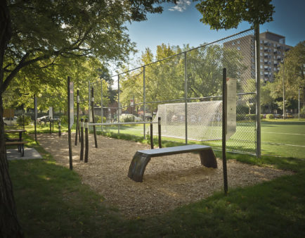 Parc Toussaint-Louverture