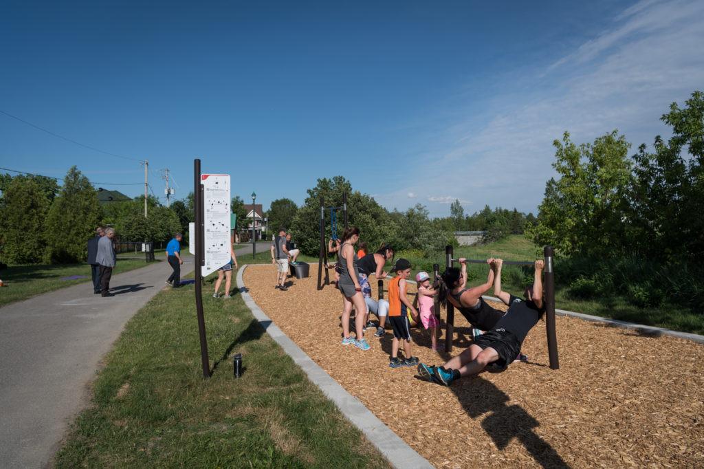 7 sites d'entraînement en plein air accessibles à tous !